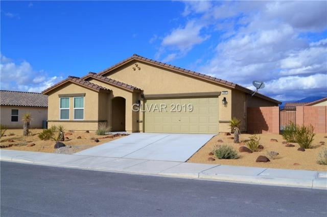 3882 E Garfield, Pahrump, NV 89061 (MLS #2069170) :: Vestuto Realty Group