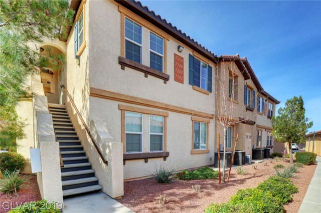 50 Aura De Blanco #7203, Henderson, NV 89074 (MLS #2069257) :: The Snyder Group at Keller Williams Marketplace One