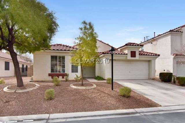3681 Cherbourg, Las Vegas, NV 89141 (MLS #2069331) :: The Snyder Group at Keller Williams Marketplace One