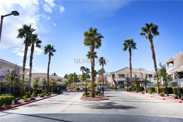 353 Amber Pine #103, Las Vegas, NV 89144 (MLS #2069353) :: The Snyder Group at Keller Williams Marketplace One