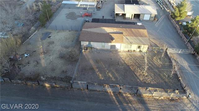 871 S Buol, Pahrump, NV 89048 (MLS #2069410) :: The Lindstrom Group