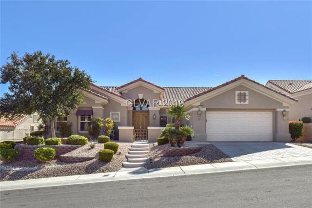 10709 Brinkwood, Las Vegas, NV 89134 (MLS #2069439) :: Trish Nash Team