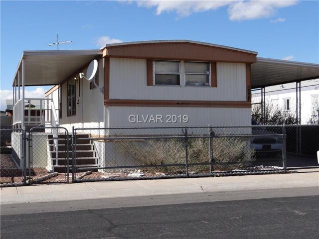3643 Haleakala, Las Vegas, NV 89122 (MLS #2069464) :: The Snyder Group at Keller Williams Marketplace One