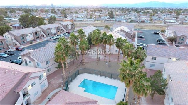 3961 Rebecca Raiter #201, Las Vegas, NV 89110 (MLS #2069566) :: Sennes Squier Realty Group