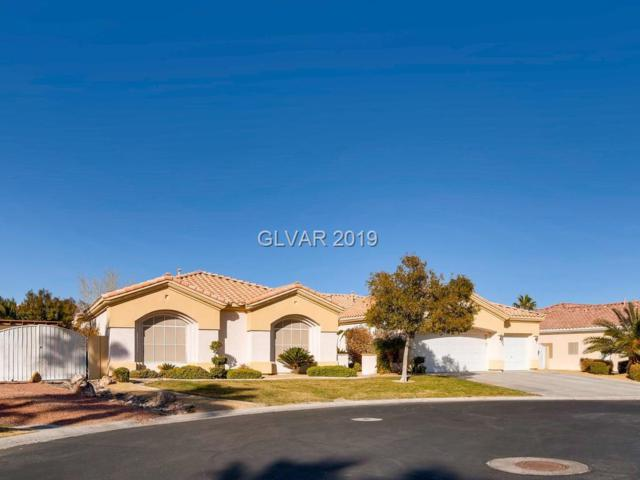 7520 Brittlethorne, Las Vegas, NV 89131 (MLS #2069574) :: Vestuto Realty Group