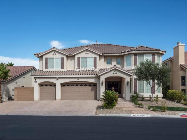 10954 10954, Holyrood Ct, Las Vegas, NV 89141 (MLS #2069597) :: The Snyder Group at Keller Williams Marketplace One