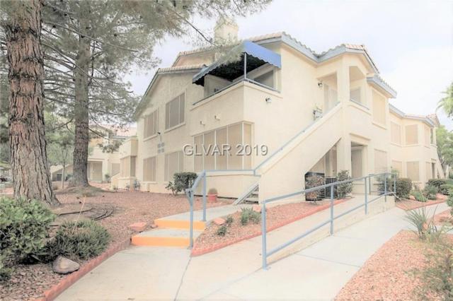 3425 E Russell #133, Las Vegas, NV 89121 (MLS #2069641) :: Vestuto Realty Group