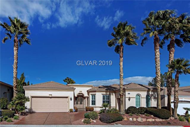 10408 Mezzanino, Las Vegas, NV 89135 (MLS #2069794) :: Trish Nash Team