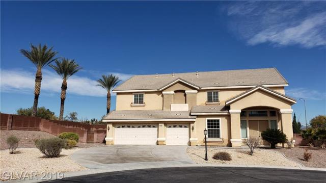 4798 Luna Ridge Court, Las Vegas, NV 89129 (MLS #2069937) :: The Lindstrom Group