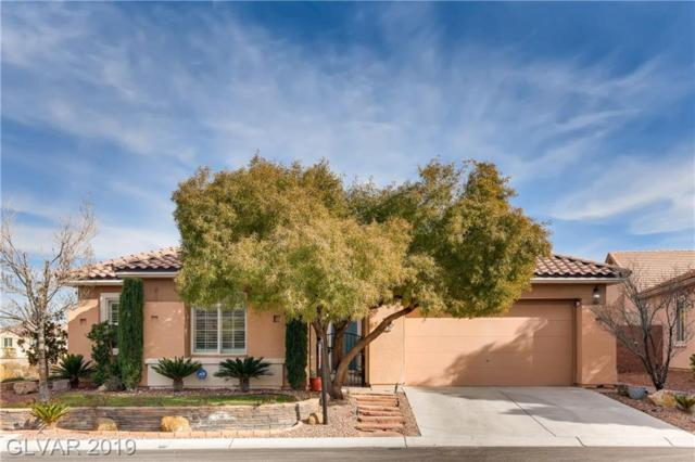 856 Viscanio, Las Vegas, NV 89138 (MLS #2070236) :: The Snyder Group at Keller Williams Marketplace One