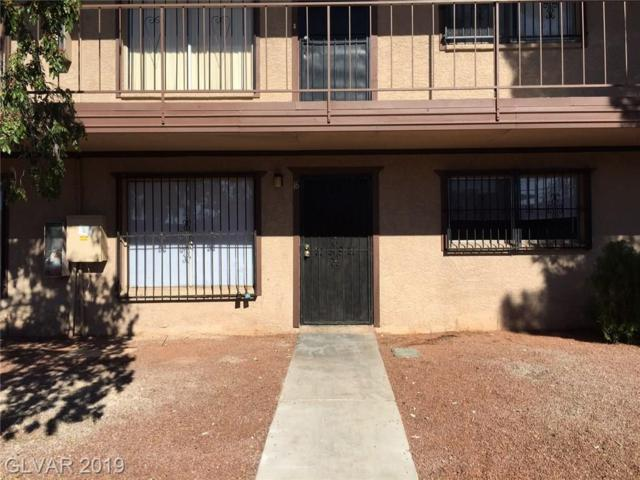 585 Royal Crest #16, Las Vegas, NV 89169 (MLS #2070309) :: Trish Nash Team