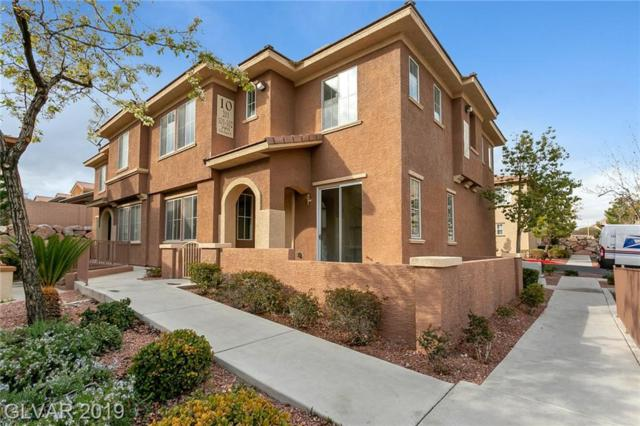 3965 Palm Beach #102, Las Vegas, NV 89129 (MLS #2070319) :: Vestuto Realty Group