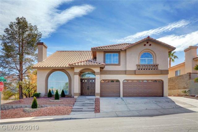 931 Alta Oaks, Henderson, NV 89014 (MLS #2070322) :: Vestuto Realty Group