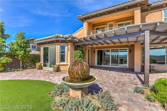 2573 Luberon, Henderson, NV 89044 (MLS #2070406) :: Five Doors Las Vegas
