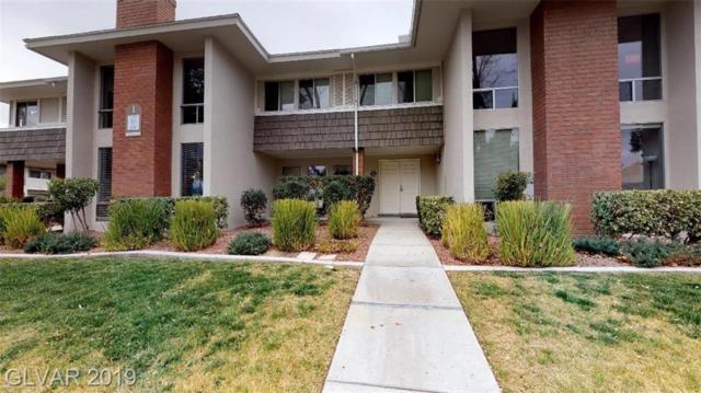 794 Oakmont #102, Las Vegas, NV 89109 (MLS #2070566) :: Trish Nash Team