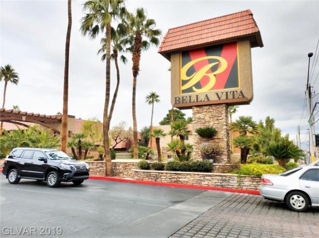 4450 Sandy River #89, Las Vegas, NV 89103 (MLS #2070619) :: The Snyder Group at Keller Williams Marketplace One