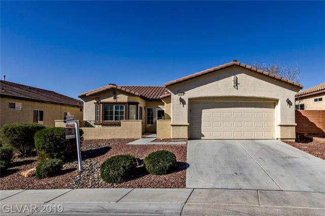 6235 Black Mane, North Las Vegas, NV 89081 (MLS #2070640) :: Five Doors Las Vegas