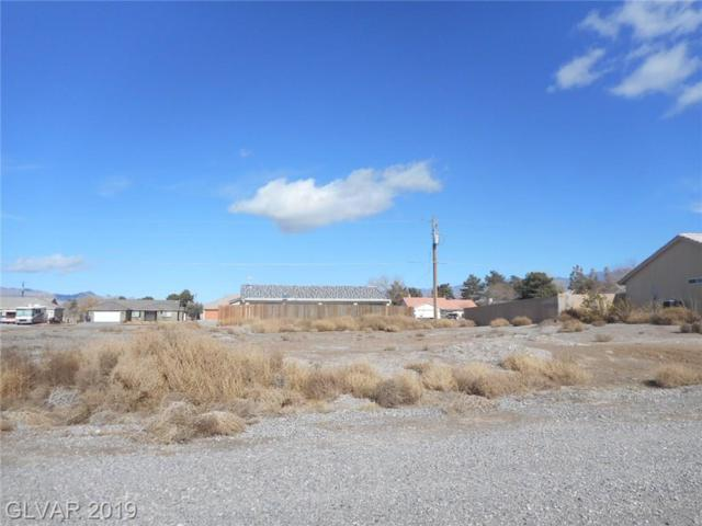 940 E Enchanted Mesa, Pahrump, NV 89048 (MLS #2070661) :: Trish Nash Team