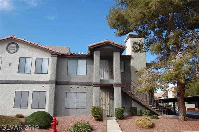 1575 W Warm Springs #723, Henderson, NV 89014 (MLS #2070730) :: The Snyder Group at Keller Williams Marketplace One