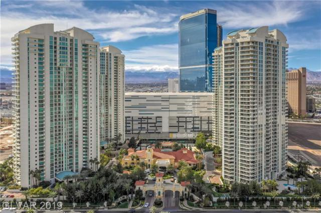 2747 Paradise #3103, Las Vegas, NV 89109 (MLS #2070978) :: The Snyder Group at Keller Williams Marketplace One