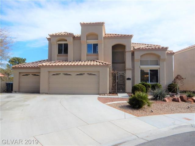 4708 Royal Sunset, Las Vegas, NV 89130 (MLS #2071016) :: The Snyder Group at Keller Williams Marketplace One