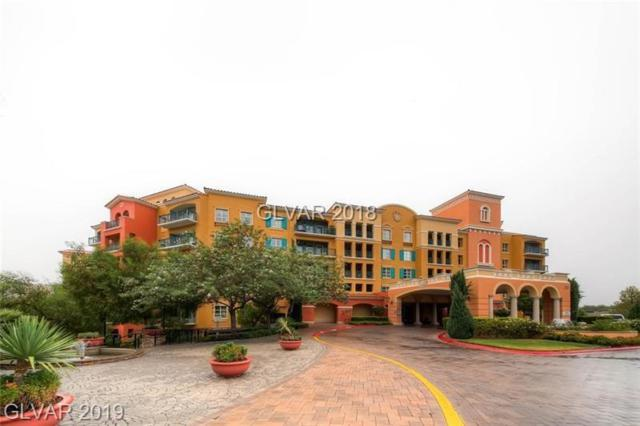 30 Strada Di Villaggio #624, Henderson, NV 89011 (MLS #2071054) :: Vestuto Realty Group