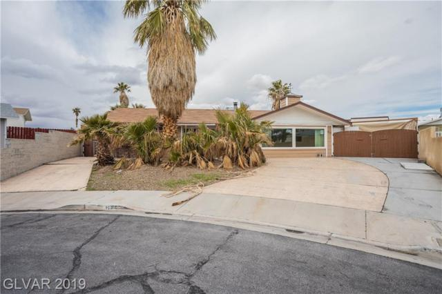 912 Sproul, Las Vegas, NV 89145 (MLS #2071154) :: The Snyder Group at Keller Williams Marketplace One