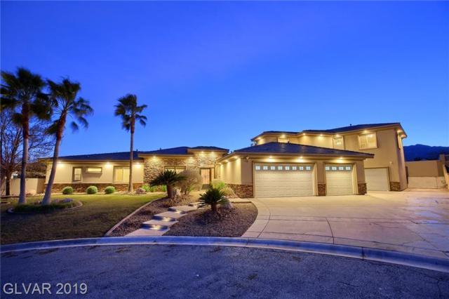 5725 Eula, Las Vegas, NV 89149 (MLS #2071264) :: Five Doors Las Vegas