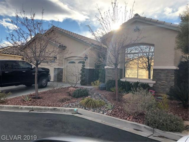 3277 Hedingham, Las Vegas, NV 89135 (MLS #2071305) :: The Snyder Group at Keller Williams Marketplace One