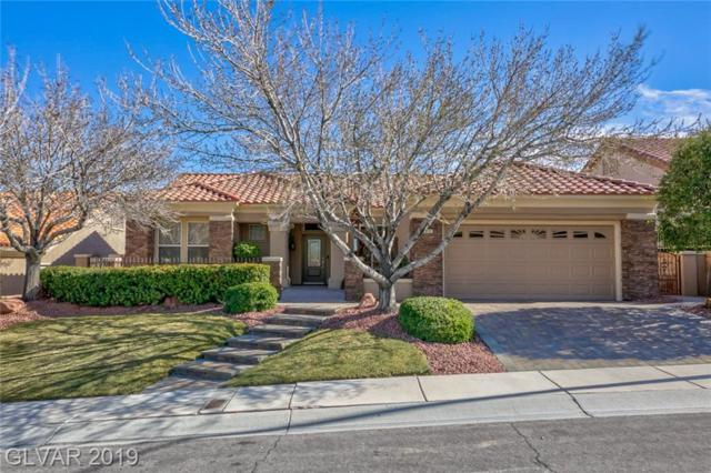 2832 Darby Falls, Las Vegas, NV 89134 (MLS #2071370) :: The Snyder Group at Keller Williams Marketplace One