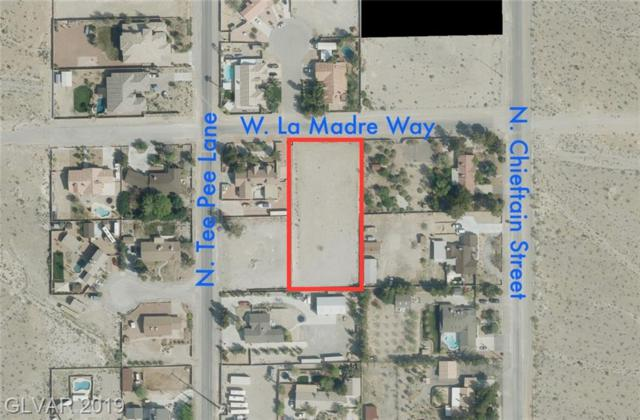 W La Madre, Las Vegas, NV 89149 (MLS #2071426) :: The Snyder Group at Keller Williams Marketplace One