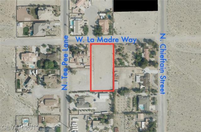 W La Madre, Las Vegas, NV 89149 (MLS #2071426) :: Trish Nash Team