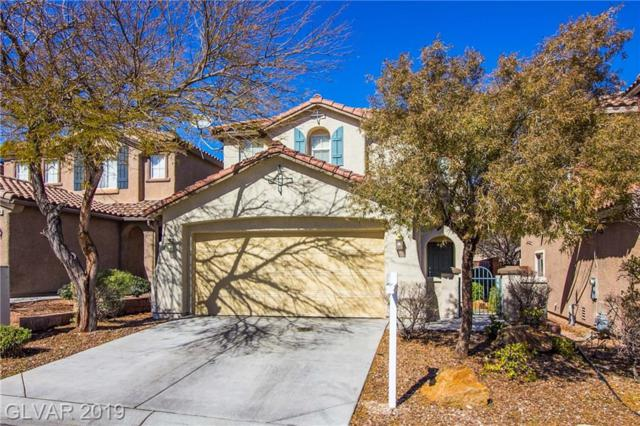 11620 Kings Arms, Las Vegas, NV 89138 (MLS #2071488) :: The Snyder Group at Keller Williams Marketplace One
