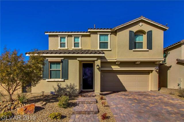 12270 Argent Bay, Las Vegas, NV 89138 (MLS #2071504) :: Signature Real Estate Group