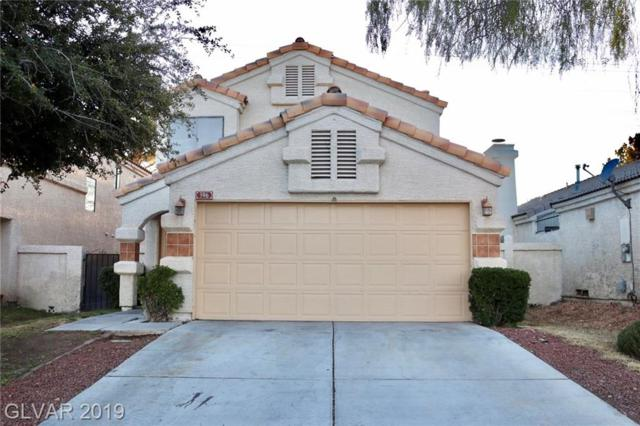396 Legacy, Henderson, NV 89014 (MLS #2071678) :: The Snyder Group at Keller Williams Marketplace One