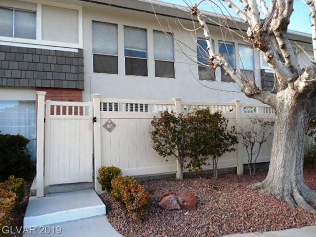 2838 Geary #4005, Las Vegas, NV 89109 (MLS #2071755) :: The Snyder Group at Keller Williams Marketplace One