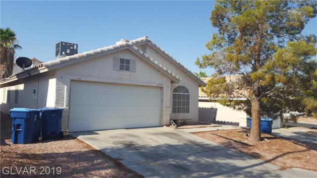 6539 Bush Clover, Las Vegas, NV 89156 (MLS #2071762) :: Five Doors Las Vegas