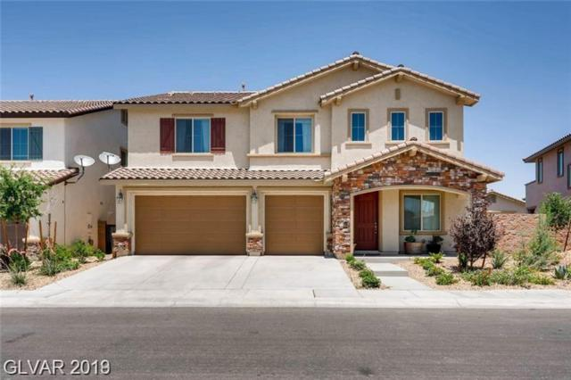 232 Punto Di Vista, Henderson, NV 89011 (MLS #2071787) :: The Snyder Group at Keller Williams Marketplace One