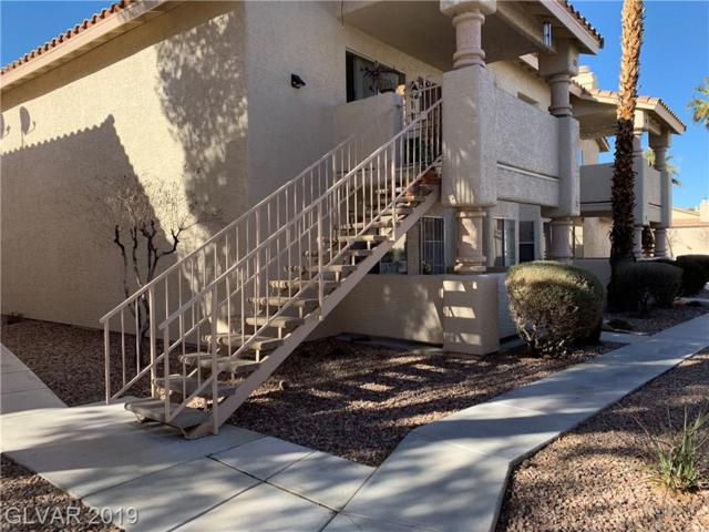 937 Falconhead #102, Las Vegas, NV 89128 (MLS #2071796) :: The Snyder Group at Keller Williams Marketplace One