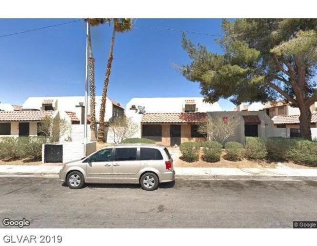 2112 Venus B, North Las Vegas, NV 89030 (MLS #2071836) :: Vestuto Realty Group