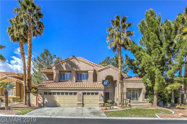 2325 Delina, Las Vegas, NV 89134 (MLS #2071888) :: The Snyder Group at Keller Williams Marketplace One