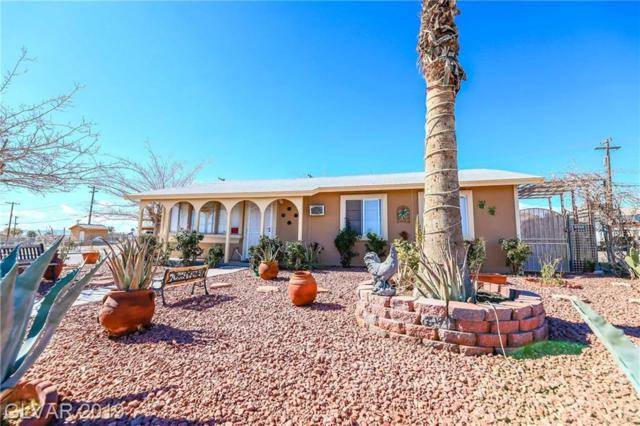 2701 Clayton, North Las Vegas, NV 89032 (MLS #2071895) :: The Snyder Group at Keller Williams Marketplace One