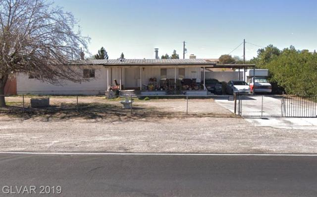5041 Mcleod, Las Vegas, NV 89120 (MLS #2071934) :: The Snyder Group at Keller Williams Marketplace One