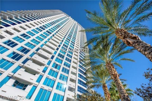 2700 Las Vegas #3703, Las Vegas, NV 89109 (MLS #2071944) :: The Snyder Group at Keller Williams Marketplace One