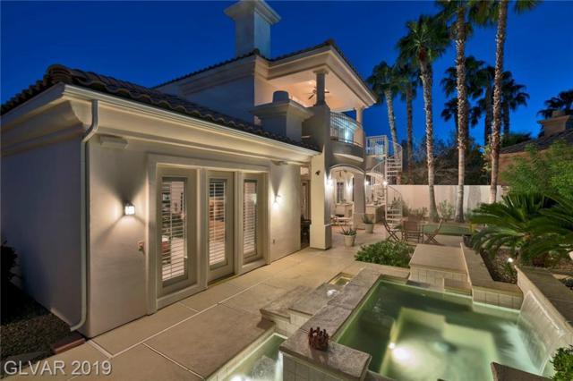 34 Avenida Fiori, Henderson, NV 89011 (MLS #2071958) :: Signature Real Estate Group