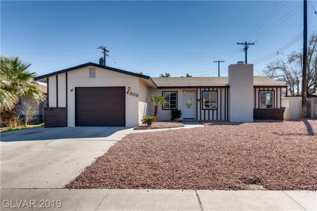 4309 El Pasada, Las Vegas, NV 89102 (MLS #2072050) :: Signature Real Estate Group
