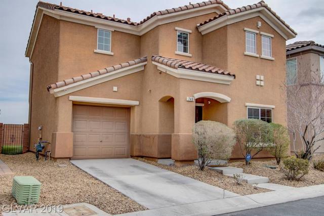 740 Magrath, Las Vegas, NV 89178 (MLS #2072131) :: Five Doors Las Vegas
