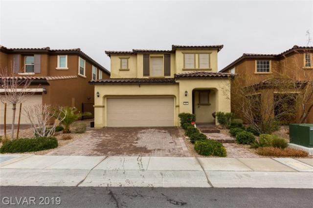 40 Berneri, Las Vegas, NV 89138 (MLS #2072247) :: Five Doors Las Vegas