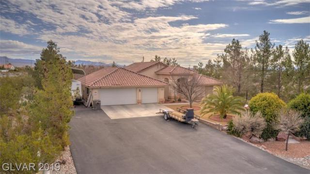 2281 S Pampa, Pahrump, NV 89048 (MLS #2072257) :: Five Doors Las Vegas