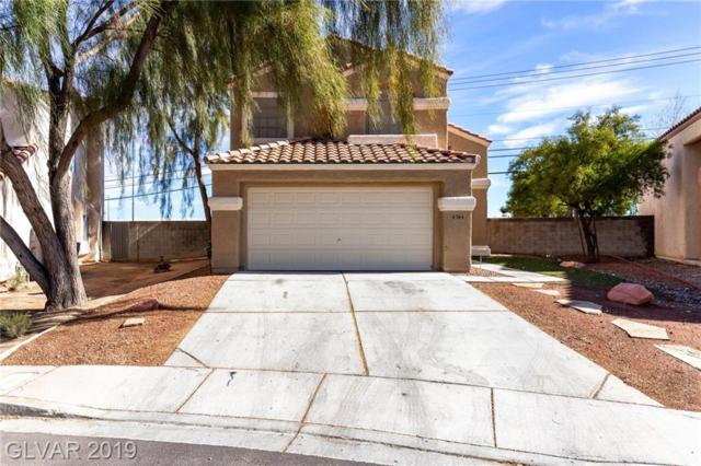 4544 Switchback, North Las Vegas, NV 89031 (MLS #2072284) :: The Snyder Group at Keller Williams Marketplace One